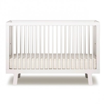Oeuf NYC Sparrow bed white-listing