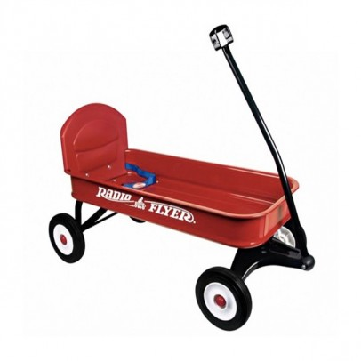 Radio Flyer Carro Wagon   Rojo-listing