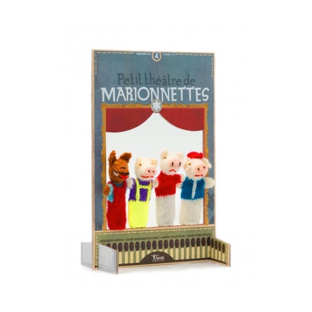 Londji Marionetas Los 3 cerditos-product