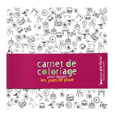 Mon Petit Art Carnet de coloriage Parfum d'enfance-listing