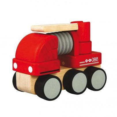 Plan Toys Mini Camión de Bomberos-listing