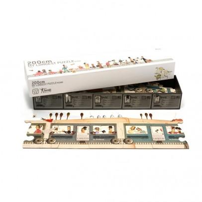 Londji Mi puzzle más largo-listing