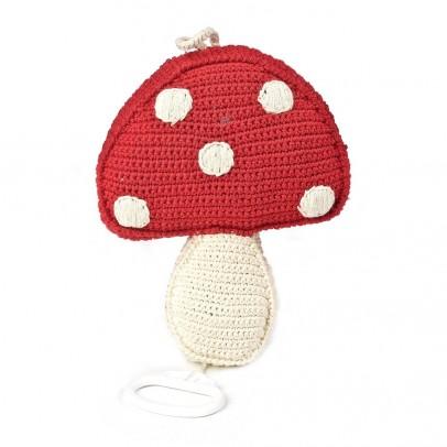Anne-Claire Petit Boîte à musique champignon-listing