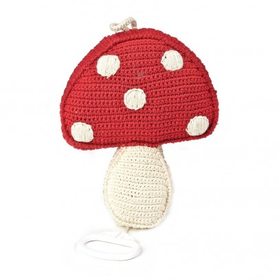Anne-Claire Petit Mushroom music box-product