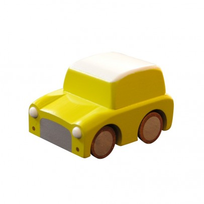 Kiko+ Small yellow Kuruma car -listing