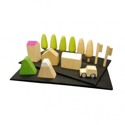 Kiko+ Gioco in legno Machi-listing
