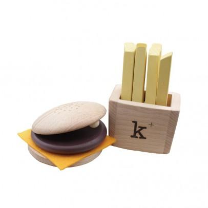 Kiko+ Hamburger Maracas und Kastagnette-listing