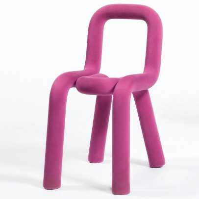 Moustache  Big game chair - pink-listing