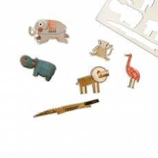 Londji Imanes Animales salvajes-listing