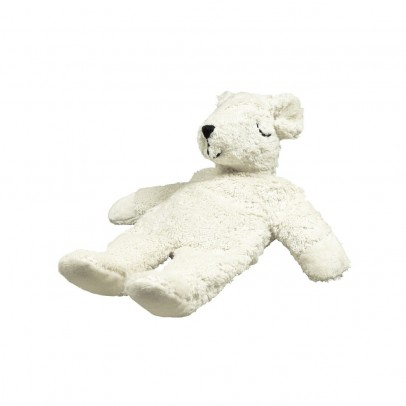 Senger Peluche bouillote naturelle ours polaire-listing