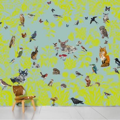 Domestic Papier peint Wild --listing