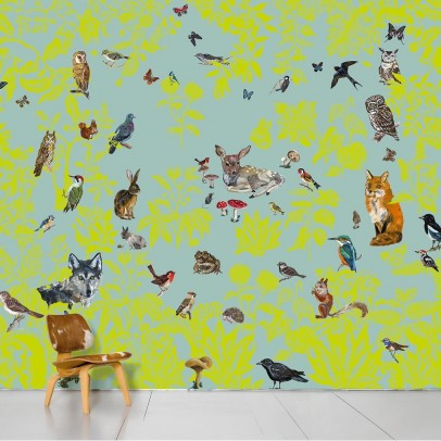 Domestic Wild Wallpaper --listing