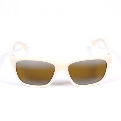 Finger in the nose-Vuarnet Surfer Sunglasses - Ivory-listing
