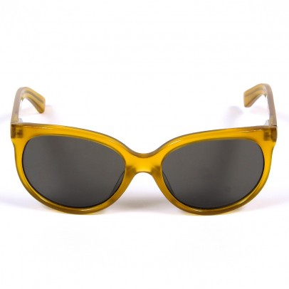 Finger in the nose-Vuarnet Lunettes de soleil Cat Eye - Jaune-listing