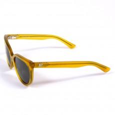 Finger in the nose-Vuarnet Cat Eye Sunglasses - Yellow-listing
