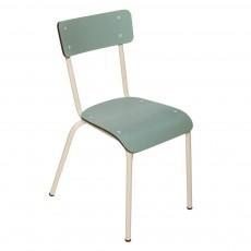 Les Gambettes Chaise adulte Suzie - Bleu Jade-listing