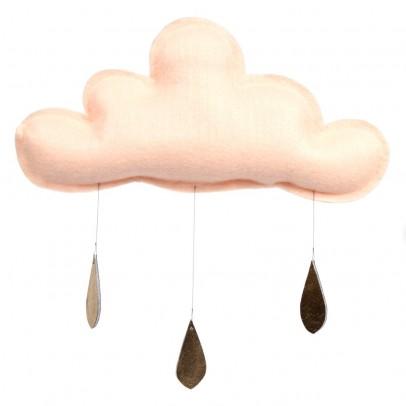 The Butter Flying Móvil Nube con gotas de oro - Albaricoque-listing