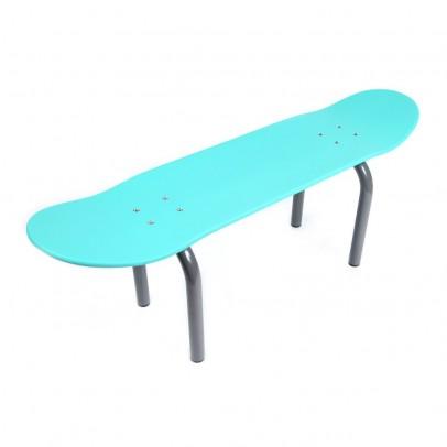 Leçons de choses Banc Skateboard - Turquoise-listing