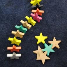 Kiko+ Tanabata stars dominos -listing