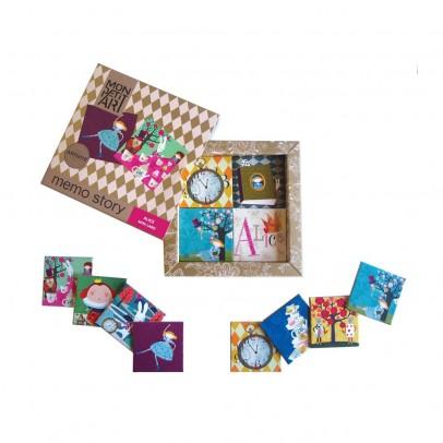 Mon Petit Art Memoryspiel- Alice im Wunderland-listing