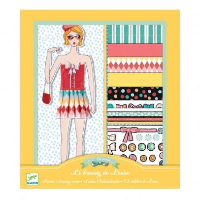 Djeco Le dressing de Louise-product