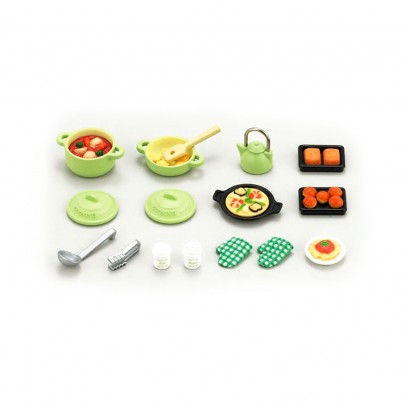 Sylvanian Kitchen utensils set-listing
