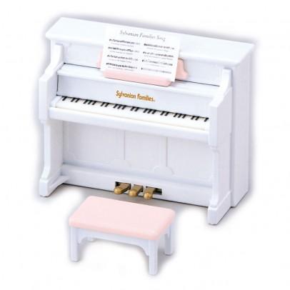 Sylvanian Klavier Set weiss-listing