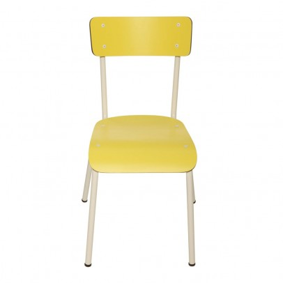 Les Gambettes Adult Suzie chair - yellow-listing