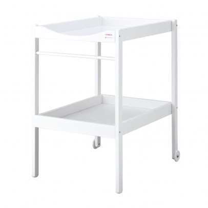 Combelle Table à langer - Laqué Blanc-listing