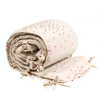 April Showers Complete bed bumper Stardust Vanilla-listing