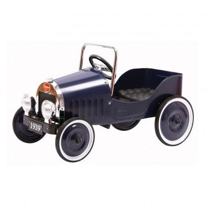 Baghera Classic Pedal car - Blue-listing
