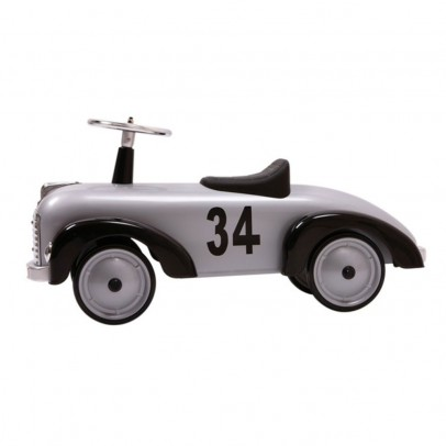 Baghera Ride-on Speedster - Silver-listing