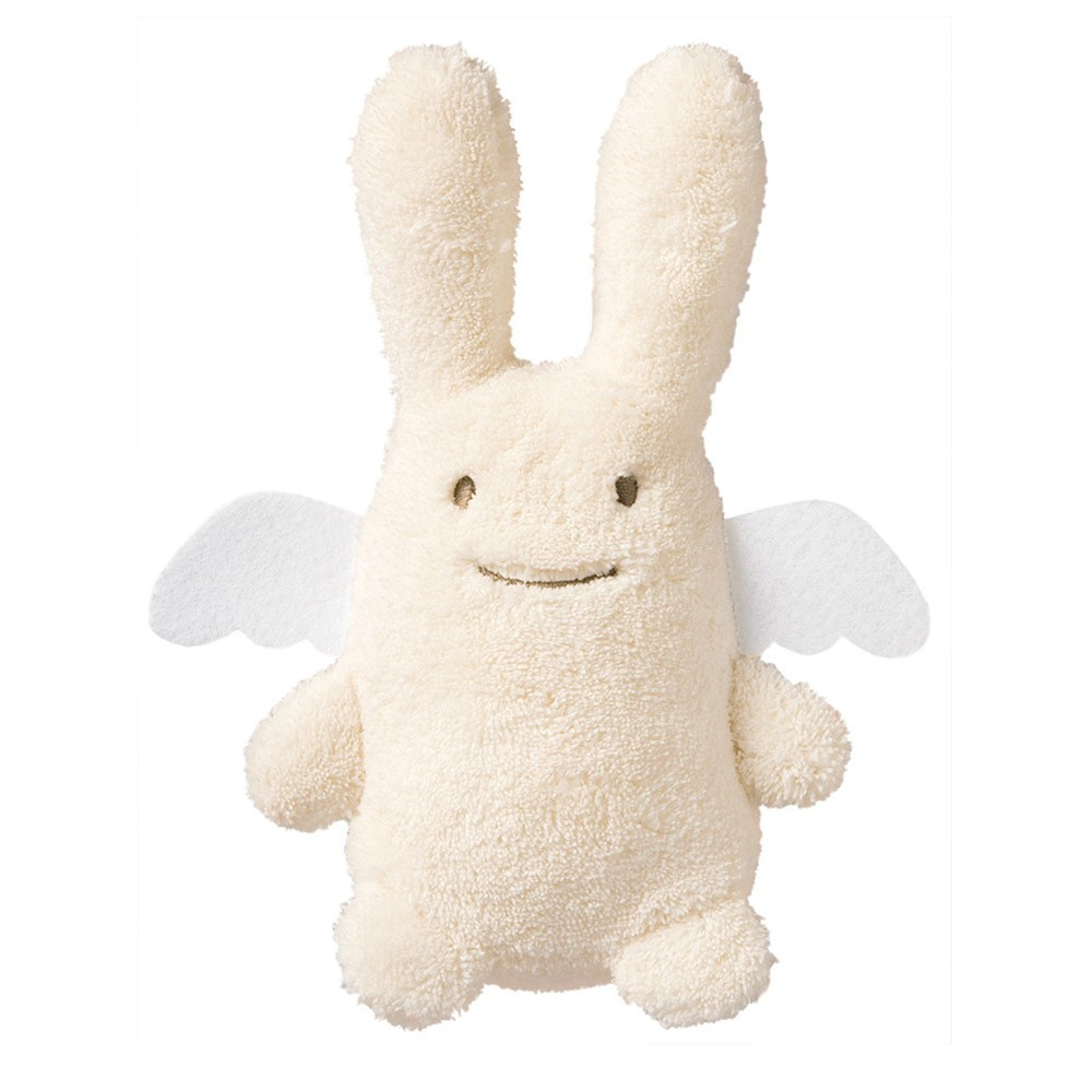 Musical Ivory Angel Bunny-product