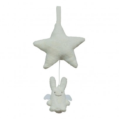 Trousselier Musical, Ivory Angel Bunny Star-listing