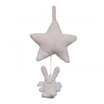 Trousselier Musical, pale pink Angel Bunny star-product
