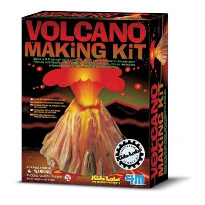 4M Volcano making kit-listing