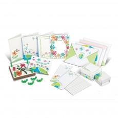 4M Kit di bricolage per fiori pressati-listing