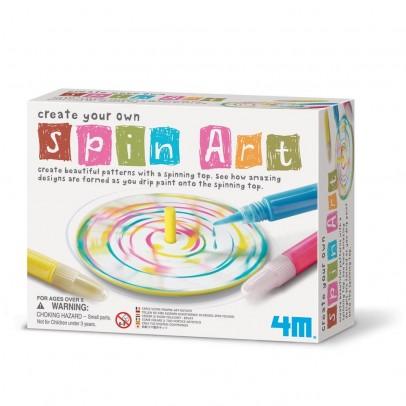 4M Kit 'oeuvre d'art toupie'-listing