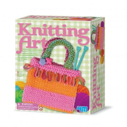 4M Kit lavoro a maglia-listing