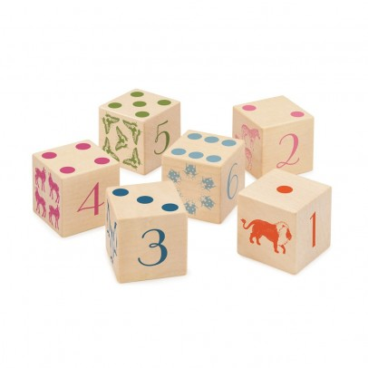 Selecta Figures / Animals cubes-listing
