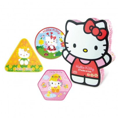 Vilac Puzzles Hello Kitty-listing