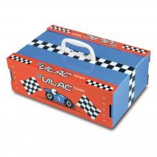Vilac Circuito da corsa i valigia-listing