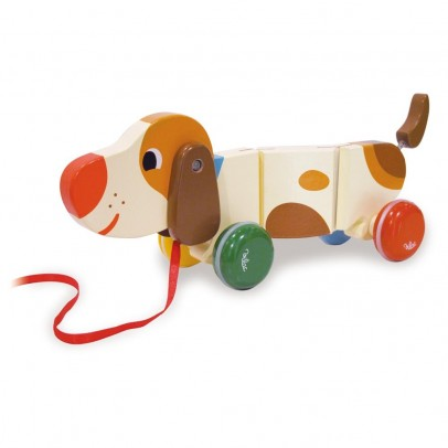 Vilac Basile el perro-listing
