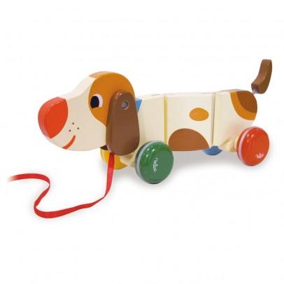 Vilac Basile the dog-listing