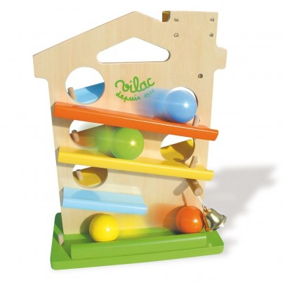 Vilac House with balls-product