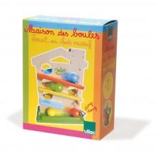 Vilac Maison des boules-listing