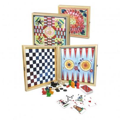 Vilac Classic Games Box Nathalie Lété-listing