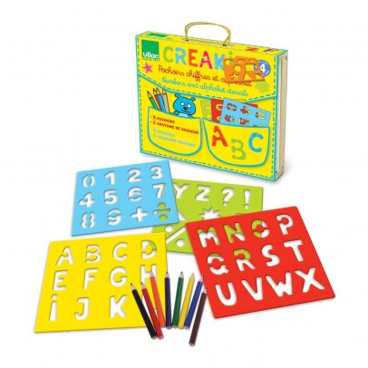 Vilac Letters and Numbers Creative Kits-product