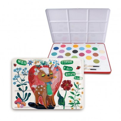 Vilac Nathalie LéŽétŽ Metal Paint Box-product