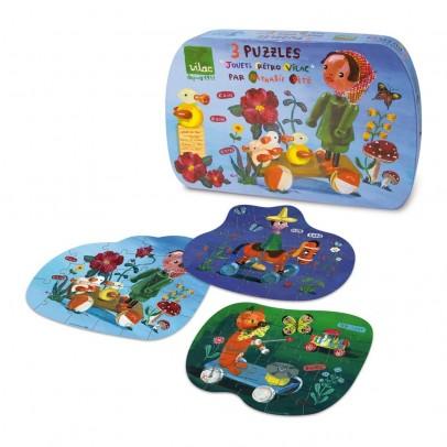 Vilac Retro Toys Nathalie Lété Puzzle-product